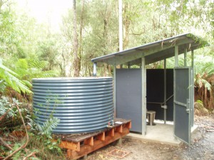 1D Restroom with Water Tank – Colac Otway