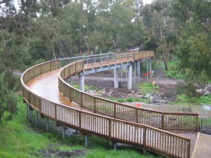 77m Bridgewalk-Merri Creek, Fawkner