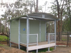 1D Restroom on hybrid system – Bendigo