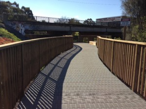 64m Boardwalk – Blyth Street, Brunswick