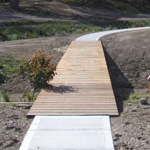 Boardwalk – Morningside Estate, Gisborne