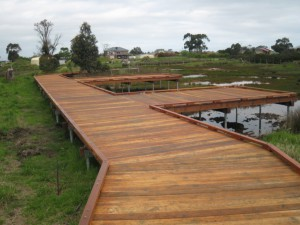 Custom Boardwalk – Tooradin