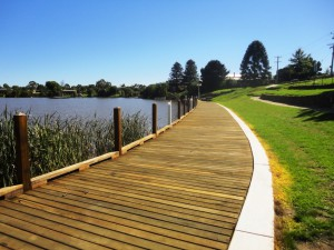 Boardwalk, Nagambie