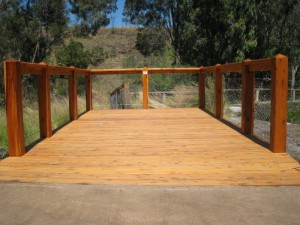 3 x 6m Viewing Platform – Merri Creek