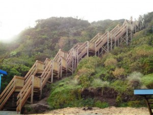 Beach Access Stairs – Mount Martha
