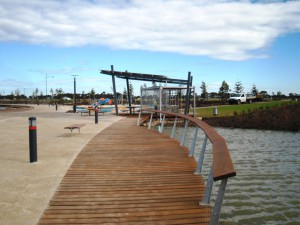 Timber Decking & Balustrading, Saltwater Coast, Point Cook