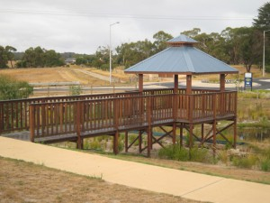 Pavillion Shelter on Viewing Platform – Mt Martha