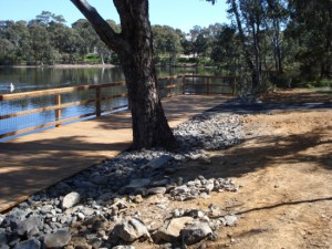 Straight Jetty – Kennington Reservoir, Bendigo