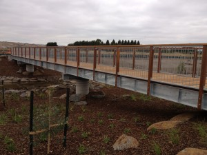 Footbridge Settler's Hill – UDL Group