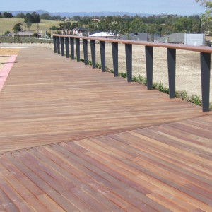 Viewing Platform – Vantage Point Estate, Whittlesea