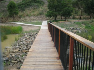 Boardwalk, Cardinia Lakes