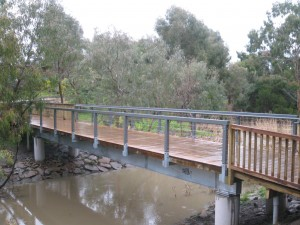 Merri Creek 33m Bridgewalk