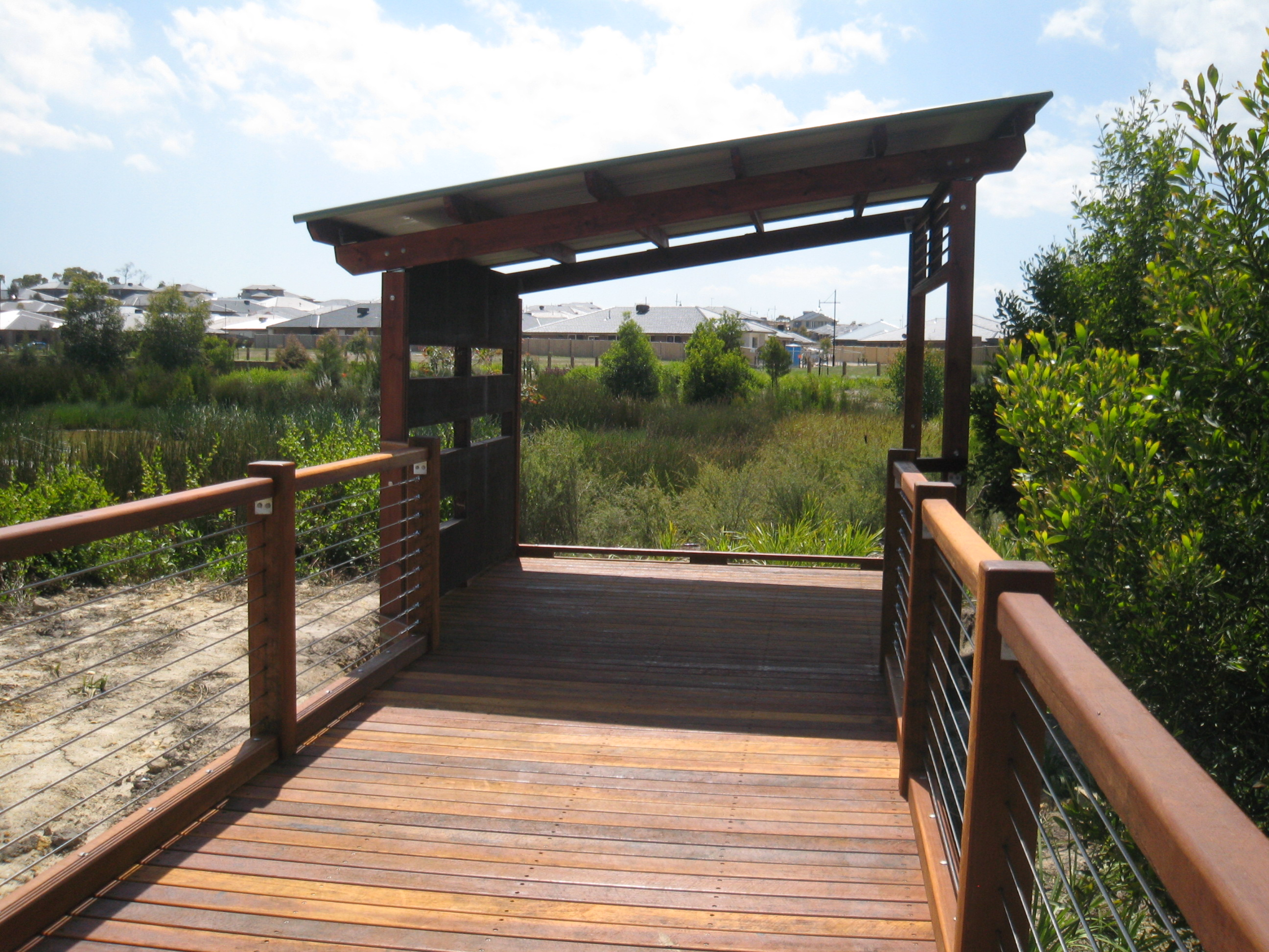 Boardwalk Botanic Ridge