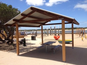 Flinders Parade Shelter – Barwon Coast