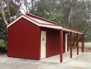 Mitchell Shire Restroom Updated