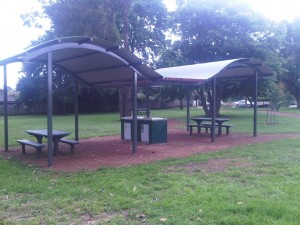 Double Wave Shelter – Redland Reserve