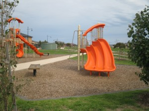 St Andrews Playworld Small Playground