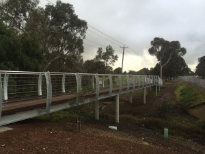 Melton City Council – Little Blind Creek Pedestrian Bridge