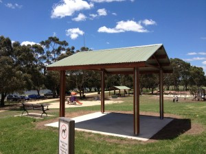 Geelong City Council – Eastern Park Shelters