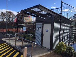 Moreland City Council – Bush Reserve Restroom