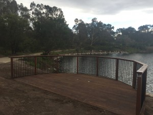Darebin City Council – Darebin Parklands viewing deck