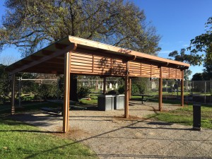 Monash City Council – Warrawee Park Shelter