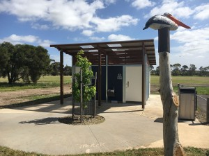 Hobson's Bay City Council – AB Shaw Reserve,  2D Restroom