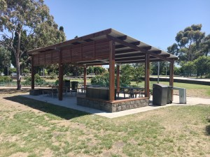 "Batman Park – Modified GR ""Bass"" Shelter"