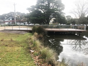 Frankston City Council – Beauty Park viewing platform refurbishment