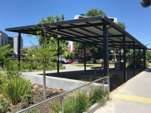 Glen Eira Council – Elsternwick Plaza Shelter
