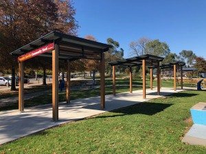 Yarra Ranges Shire Council – Seville Play space upgrade
