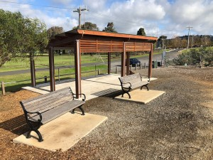 Geelong City Council – BMX Track shelter