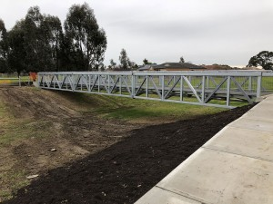 Casey City Council – Oakbank Blvd Pedestrian bridge