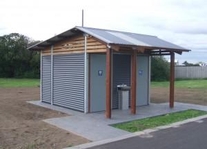 1D1C Restroom-Rutter Park, Port Albert