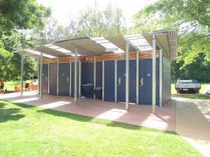 GRDC Custom Restroom – Albury