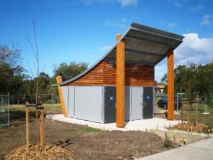 2D Restroom – Buckingham Reserve