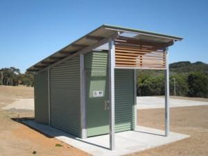 1D Restroom – Bob Pettitt Reserve, Torquay