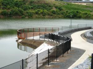 Viewing Platform, Cardinia Lakes
