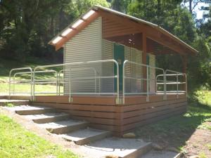 2D Restroom- Fernshaw Picnic Reserve, Healsville