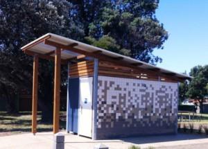 1D Restroom – Fraser Reserve