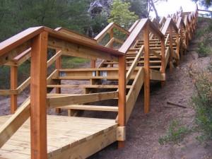 Loch Sport Stairs