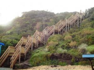 Beach Access Stairs – Mount Martha