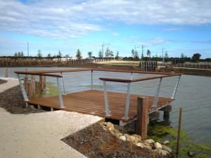 Viewing Platform – Saltwater Coast, Point Cook
