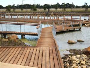 Boardwalk – Saltwater Coast, Point Cook