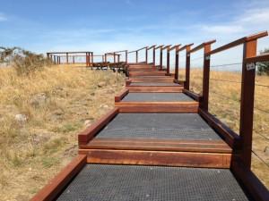 Summerhill Upper Deck and Broadwalk