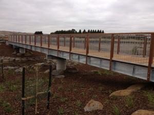 Footbridge Settler's Hill – UDL Group