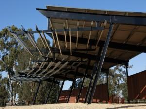 30 x 8m Custom Shelter – Chirnside Park, Werribee