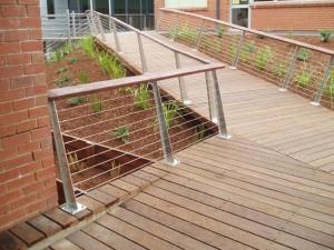 Essendon Grammar School – Ballustrading