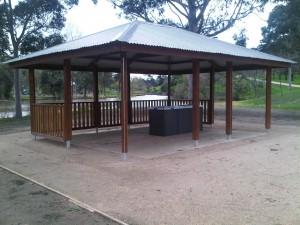 Hip End Shelter – Coburg Lakes