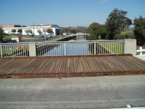 Footbridge Refurbishment